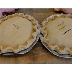 Buy FROZEN Handmade Steak & Kidney Pie (800g) - Fordhall Farm