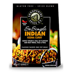 Indian Keema Curry Mix and Mince offer (500g)