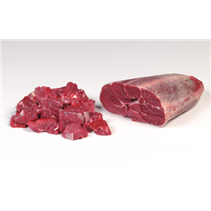 Beef Diced Stewing Steak- Bulk Buy.