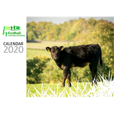 Fordhall Farm Calendar 2021 - Select this for single item order NOT part of a food order