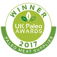 Paleo Awards Meat Winner 2017